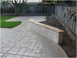 Small Picture Backyards Gorgeous Retaining Wall In Backyard Retaining Wall
