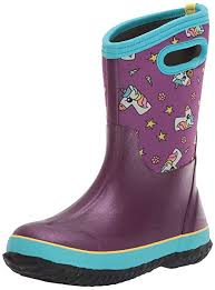 Amazon Com Bogs Kids Classic Unicorns Insulated Rain