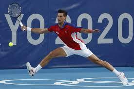 Tennis-Djokovic dominant as heat woes ...