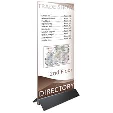 Free Standing Display Boards For Trade Shows Gator board Poster printing Large format printing Oversized 79