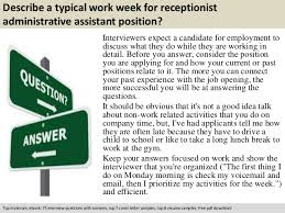Interview Questions And Answers For Office Assistant Interview Questions And Answers For Administrative