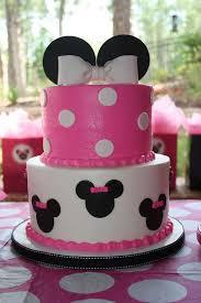 minnie mouse birthday cake ideas