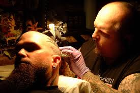 Slayer The Story Of Kerry Kings Demonic Skull Tattoo