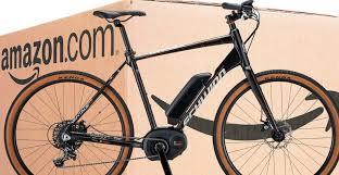 e bikes available via amazon alone