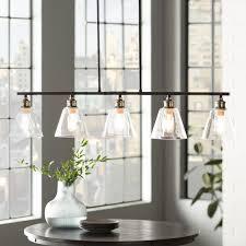Modern dining room lighting Modern Style Kitchen Island Pendants Allmodern Lighting Allmodern