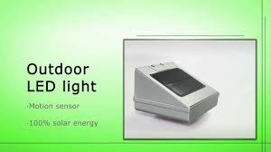 Solar Motion Light Dymond Website