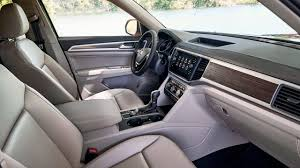 2018 volkswagen atlas interior. plain 2018 2018 volkswagen atlas se  interior in volkswagen atlas interior