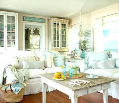 beach themed dining room furniture home seaside ideas style shelves cottage design decor