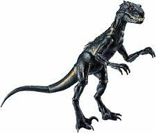 Jurassic World Plastic TV, Movie & Video Game Action Figures for ...