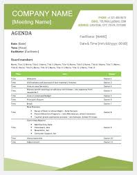 Meeting Recap Template Formal Meeting Minute Templates For Ms Word Doc Word