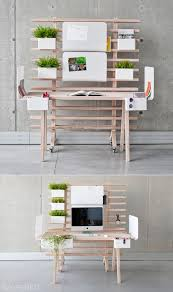 Bathroomgorgeous inspirational home office desks desk Makeup Interior Design Ideas 30 Inspirational Home Office Desks