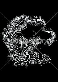 龍のイラスト一匹赤 イラスト素材 1626704 フォトライブラリー