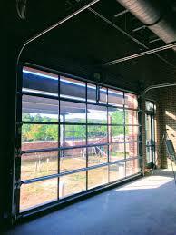 Decorating overhead roll up door pictures : glass door Aluminum Glass Garage Door New Jersey Doors Overhead ...