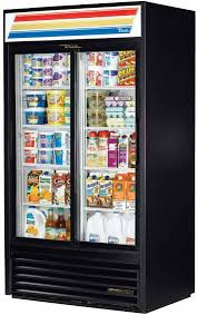 home refrigeration refrigerated merchandisers glass slide doors true gdm 37 ld true gdm 37 ld