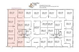 office space floor plan. Executive Office Space In Annapolis » Floor Plan A