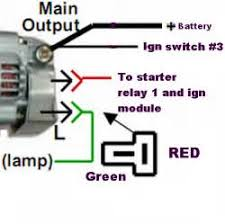 wiring diagram for gm one wire alternator the wiring diagram Nd Alternator Wiring Diagram denso one wire alternator diagram images mustang alternator, wiring diagram nippondenso alternator wiring diagram