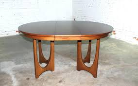 build a dining table build round dining table mid century round dining table intended for sold