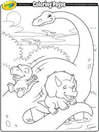 Dino Coloring Pages And Dinosaur Friends Coloring Page Power Rangers
