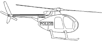 Small Picture Coloring police helicopter picture
