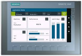 Hmi User Interface Design Hmi Template Suite Operator Control And Monitoring Systems