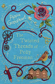 Amazon | The Twisted Threads of Polly Freeman | Goodhart, Pippa |  Historical Fiction