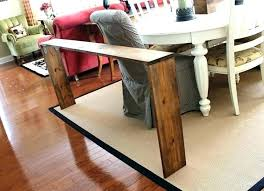 behind the couch table diy couch table trendy simple for behind sofa furniture ideas with behind the couch table diy