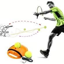 Сверхмощный тренажер для тенниса, тренировочный <b>мяч для</b> ...