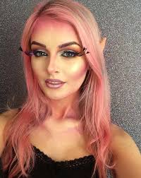 pretty fairy makeup look