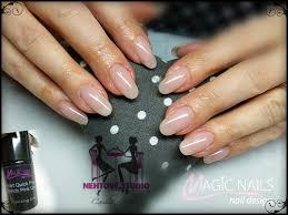 Gelové Nehty Inspirace č151 Magic Nails Gelové Nehty
