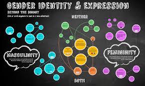 gender identity map impact program