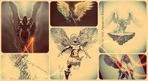 эскизы тату архангел михаил рисунки для тату архангел михаил