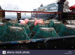 King Crab Pot Design Fishing Pots Stock Photos Fishing Pots Stock Images Alamy