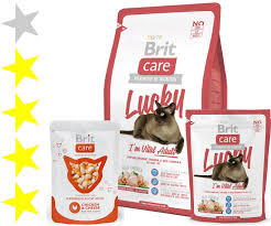<b>Корм Brit Care</b> для кошек: отзывы, разбор состава, цена ...