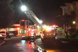 Man Dies In Apartment Fire In Santa Maria After Fleeing From Chp