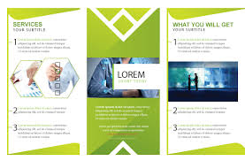 Electronic Brochure Template 5 Free Online Brochure Templates To Create Your Own Brochure _