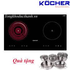 Bếp điện từ Kocher Di6900G đổi sang mẫu mới Ei 6901 - Siêu thị Nhà bếp Đức  Thành