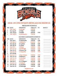 Schedules Printable Team Schedules