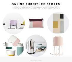 line furniture stores kraft&mint