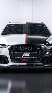 2018 ABT Audi RS6 avant, Jon Olsson ...