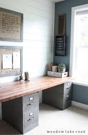 diy home office desk. Diy Home Office Desk DIY Industrial Farmhouse E Contemporary Ideas C
