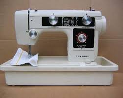 New Home Janome Sewing Machine Manual