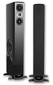 definitive audio. definitive technology bp-8040st bipolar tower with built-in powered subwoofer, each audio r