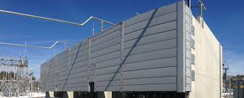 sound barrier walls. Acoustic Walls/Barriers/Screens Sound Barrier Walls L