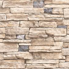 China Latest Modern Stone Wall Paper 3D ...