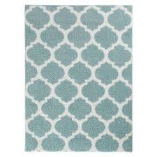 seyward angel blue white 2 ft x 4 ft area rug