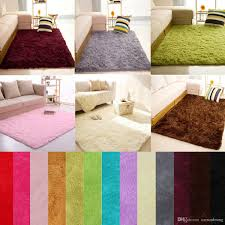 fluffy rugs anti skid gy area rug dining room home bedroom carpet floor mat 4 sizes cost of carpet carpet replacement from carsonleung 6 54 dhgate