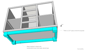 how to build a diy kitchen island images on how to build kitchen cabinets free plans
