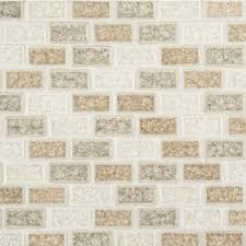 a multi specialty ceramic mosaic mood glass tile by jeffrey court