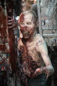 There are some pretty gory parts in this. The Walking Dead Greg Nicotero S Top 10 Zombies Ever Ew Com