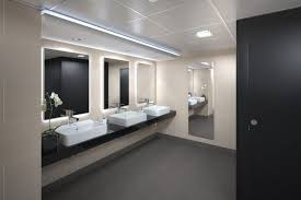 Bathroom Stall Partitions Custom Commercial Bathroom Design Ideas For Nifty Ideas For Commercial